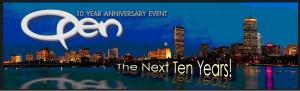 OPEN's Tenth Anniversary