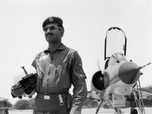 Flt Lt Salimuddin Awan