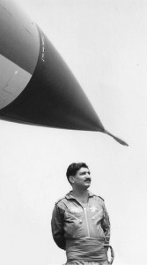 Naeem Atta, seen here as a Group Captain