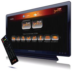 Jadoo 3 IpTV : Planet Earth