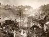 Murree bazaar after the Fire of 1875